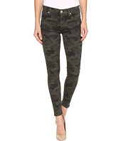 Hudson - Nico Mid-Rise Ankle Skinny in Infantry Camo