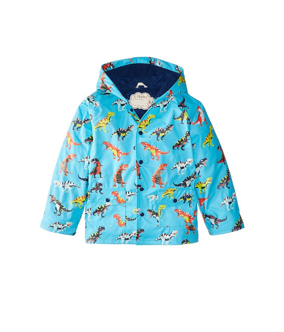 Hatley Kids - Roaring T-Rex Raincoat