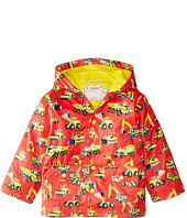 Hatley Kids - Heavy Duty Machines Raincoat (Toddler/Little Kids/Big Kids)