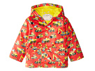 Hatley Kids Heavy Duty Machines Raincoat (Toddler/Little Kids/Big Kids)