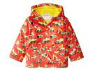Hatley Kids - Heavy Duty Machines Raincoat (Toddler/Little Kids/Big Kids)