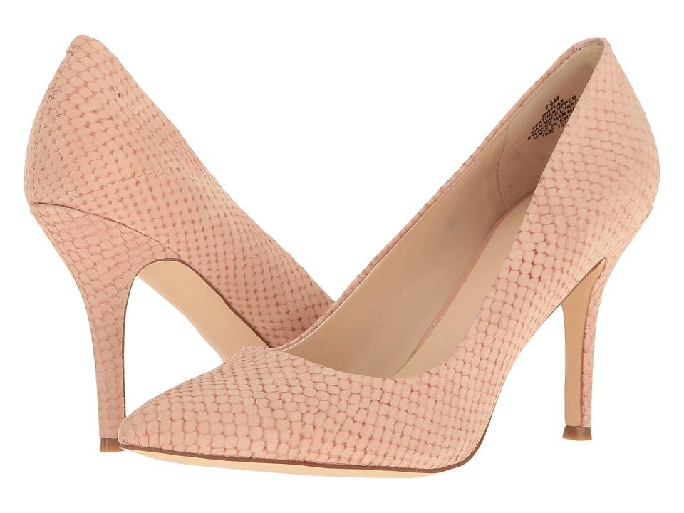 Nine West Flax (Light Pink Nubuck) High Heel Shoes