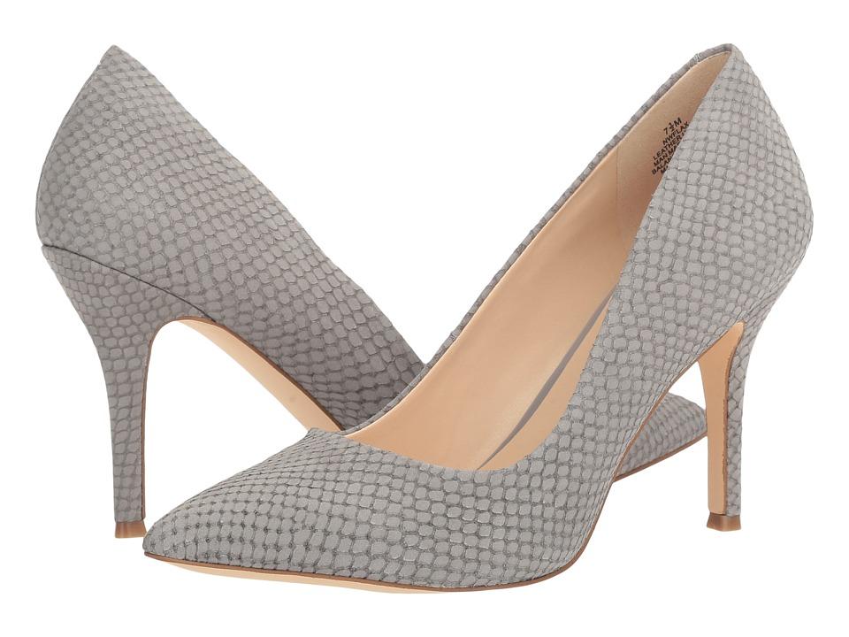 Nine West Flax (Grey Nubuck) High Heel Shoes
