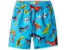 Roaring T-Rex Swim Trunks (Toddler/Little Kids/Big Kids)