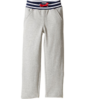 Hatley Kids - French Terry Roll Up Pants (Toddler/Little Kids/Big Kids)