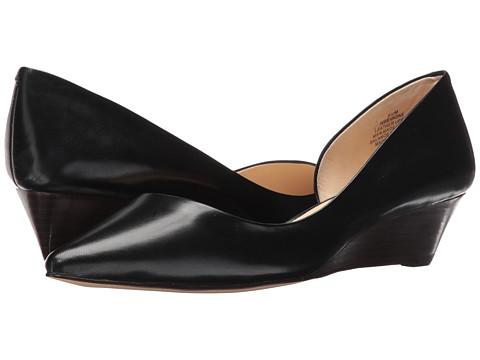 Nine West Evadne - Black Leather