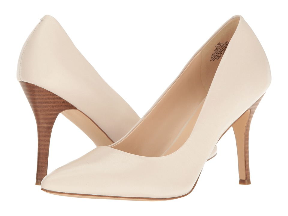 Nine West Flax (Off-White Leather) High Heel Shoes