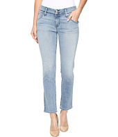 Hudson - Collin Mid-Rise Crop Skinny Flap in Shotgun