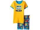 Hatley Kids - Surfboards Short Pajama Set (Toddler/Little Kids/Big Kids)