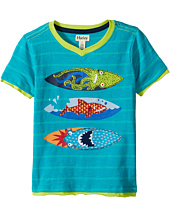 Hatley Kids - Eat Sleep Surf Graphic Tee (Toddler/Little Kids/Big Kids)