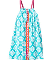 Hatley Kids - Tropical Floral Strappy Bow Back Sun Dress (Toddler/Little Kids/Big Kids)