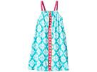 Hatley Kids - Tropical Floral Strappy Bow Back Sun Dress (Toddler/Little Kids/Big Kids)