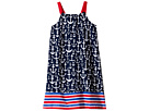 Hatley Kids - Anchor Bow Back Sun Dress (Toddler/Little Kids/Big Kids)