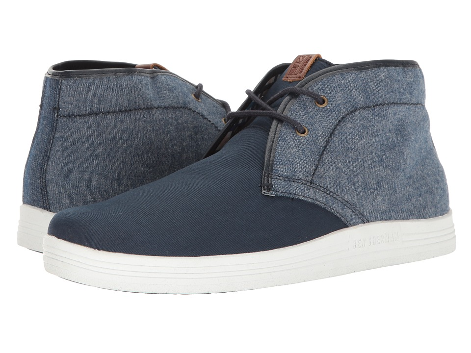 Ben Sherman Vance (Denim/Navy) Men
