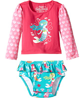 Hatley Kids - Sweet Mermaid Rashguard Set (Infant)