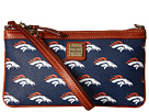 Dooney & Bourke Dooney & Bourke NFL Large Slim Wristlet