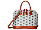 Dooney & Bourke NFL Zip Zip Satchel