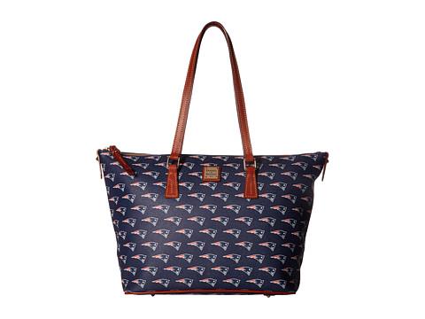 Dooney & Bourke NFL Zip Top Shopper - New England