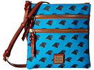 Dooney & Bourke Dooney & Bourke NFL North/South Triple Zip