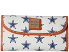 Dooney & Bourke Dooney & Bourke NFL Continental Clutch