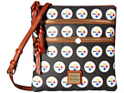 Dooney & Bourke NFL North/South Triple Zip