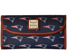 Dooney & Bourke NFL Continental Clutch