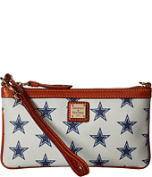Dooney & Bourke - NFL Large Slim Wristlet