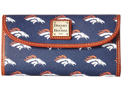 Dooney & Bourke NFL Continental Clutch - Denver