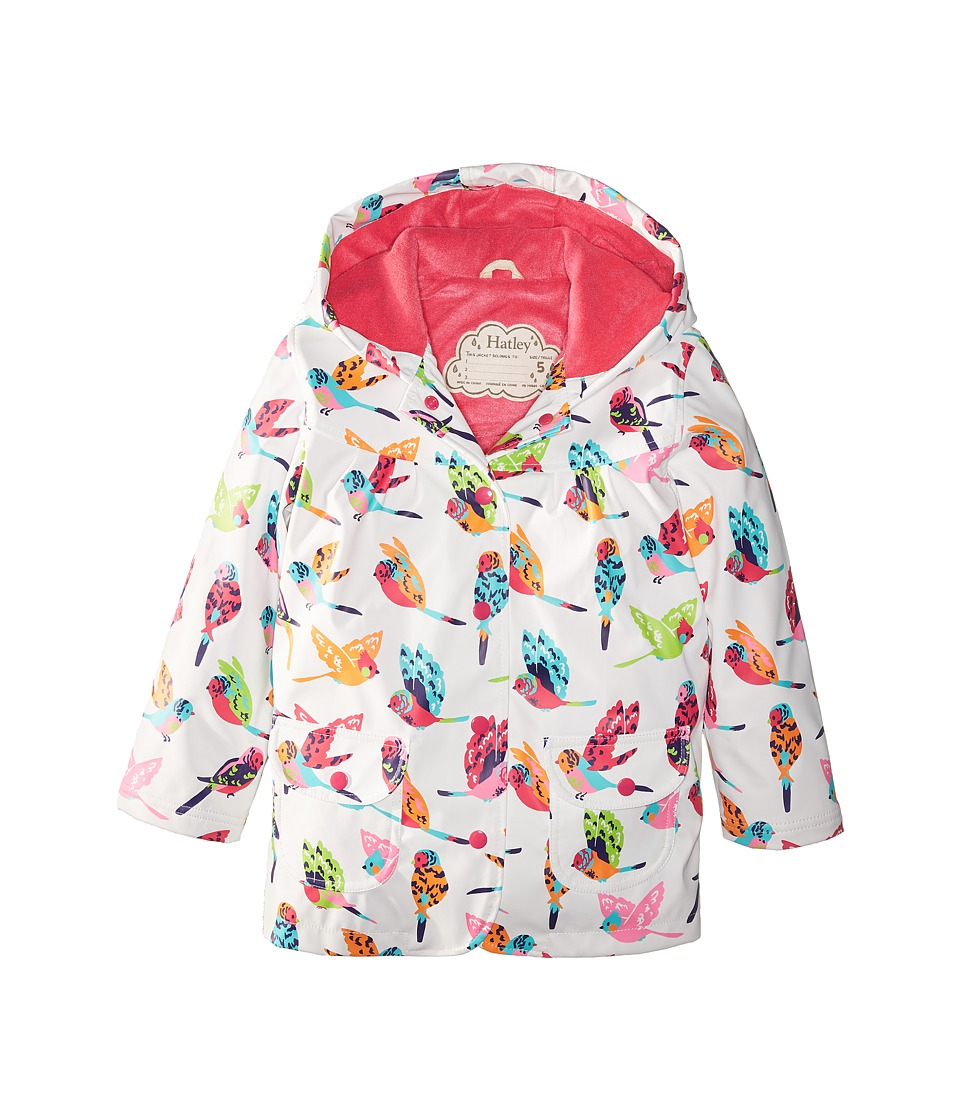 Hatley Kids - Tropical Birds Raincoat