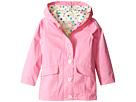 Hatley Kids - Colorful Polka Dots Cotton Coated Raincoat (Toddler/Little Kids/Big Kids)