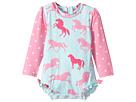 Hatley Kids - Ponies & Polka Dots Rashguard (Infant)