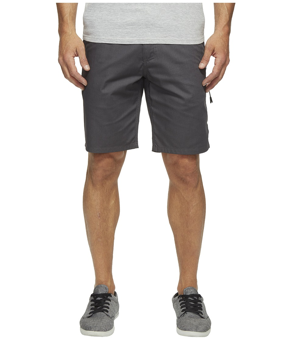 Oakley Icon Chino Shorts (Forged Iron) Men