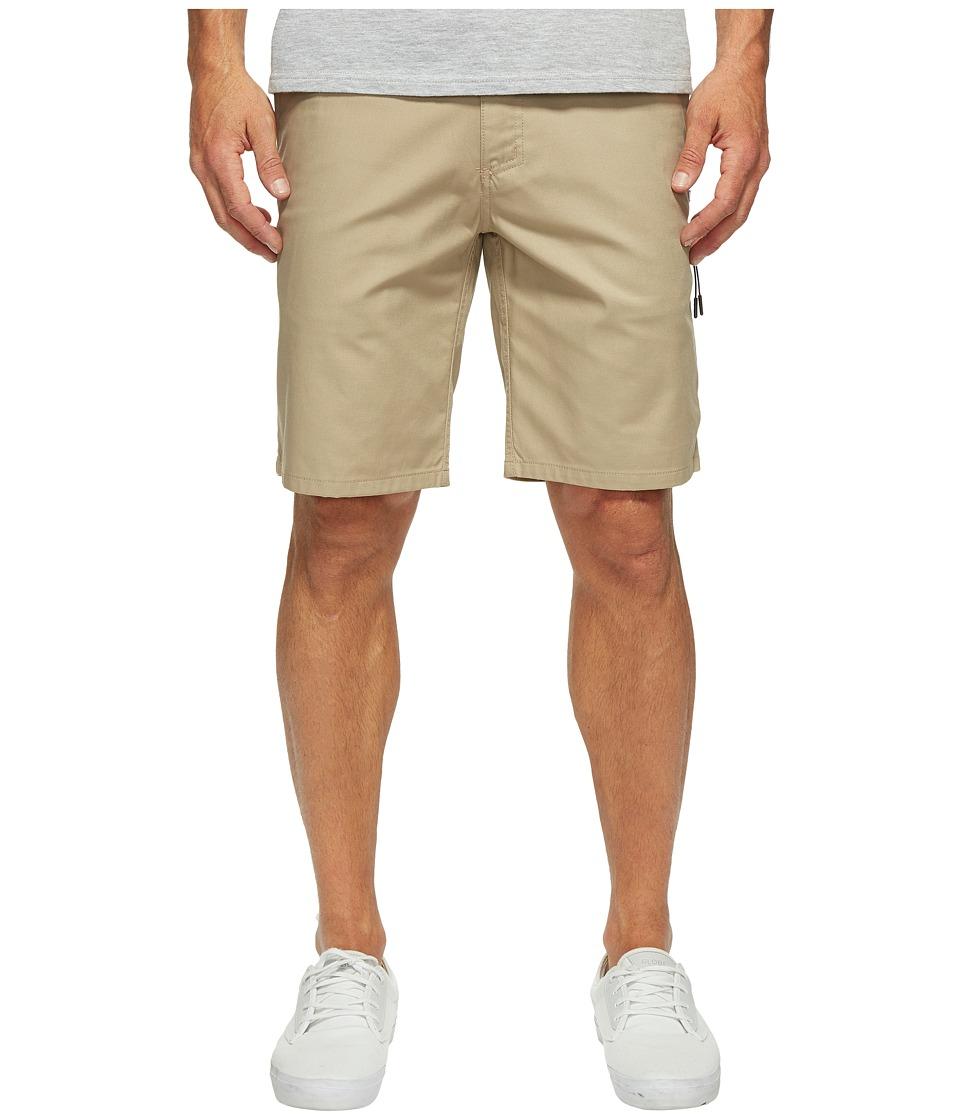 Oakley Icon Chino Shorts (Rye) Men