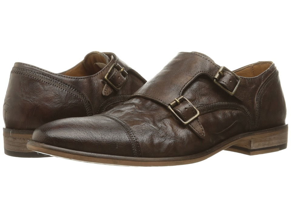 Steve Madden Agendas (Dark Brown) Men