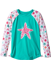 Hatley Kids - Star Fish Rashguard (Toddler/Little Kids/Big Kids)