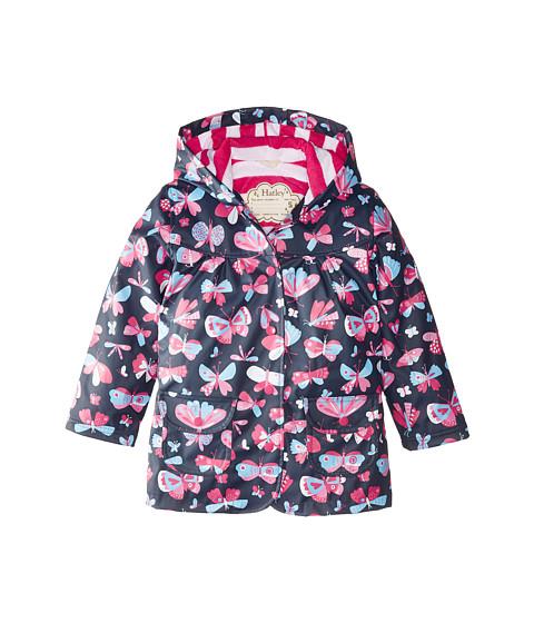 Hatley Kids Pretty Butterflies Raincoat (Toddler/Little Kids/Big Kids)