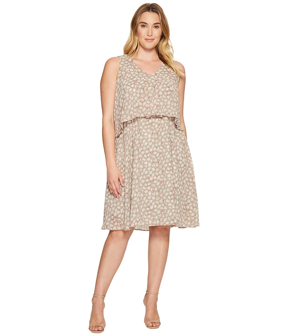 B Collection by Bobeau Curvy - Plus Size Chelsea Layer Dress