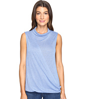 B Collection by Bobeau - Bijou Mock Neck Sleeveless