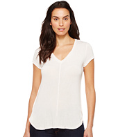 B Collection by Bobeau - Adley V-Neck High-Low T-Shirt