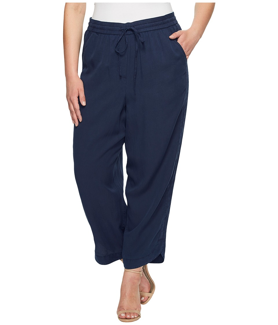 B Collection by Bobeau Curvy B Collection by Bobeau Curvy - Plus Size Surrey Lyocell Pants