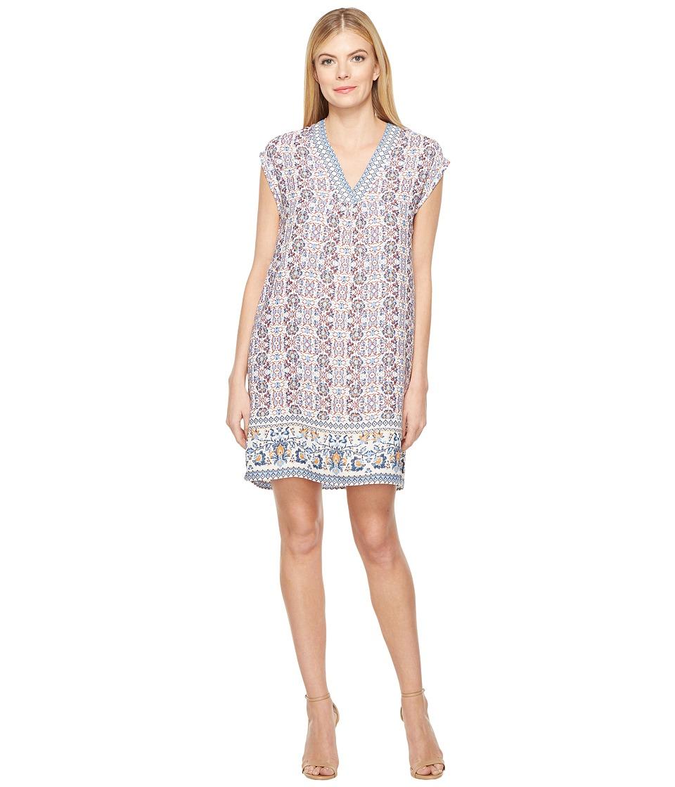 B Collection by Bobeau - V-Neck Dress
