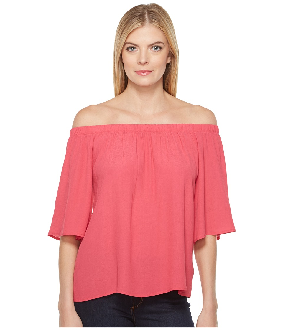 B Collection by Bobeau - Parker Off Shoulder Blouse