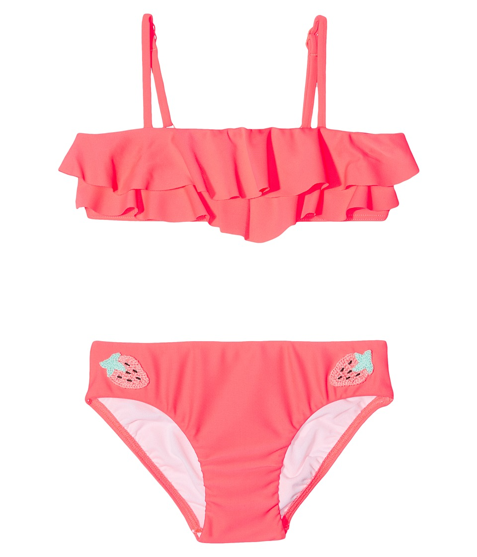 Seafolly Kids - Touci Frutti Ruffle Mini Tube Bikini Set