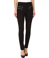Ivanka Trump - Compression Pants with Zipper Detail