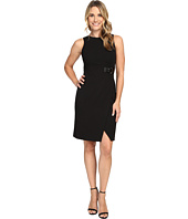 Ivanka Trump - Scuba Crepe Dress with Belt
