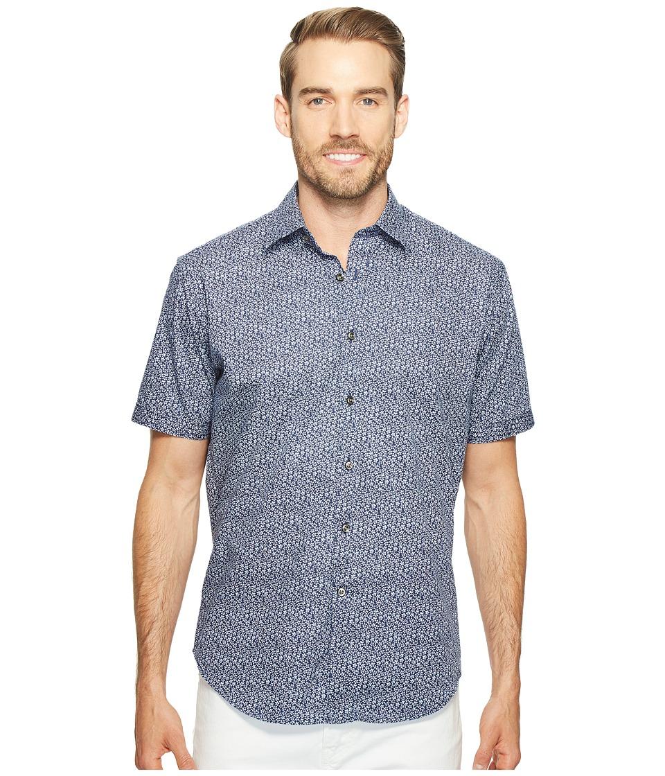 James Campbell - Gugino Short Sleeve Woven Shirt