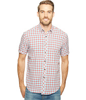 James Campbell - Fugit Short Sleeve Woven Check Shirt