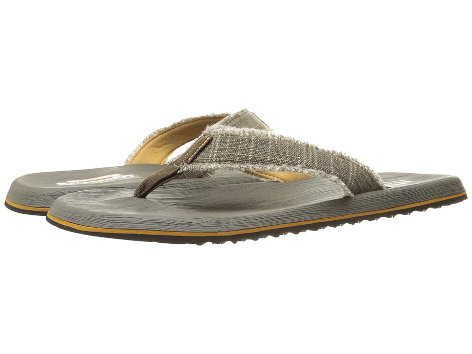 SKECHERS Relaxed Fit 360 Tantric Salman (Chocolate) Men