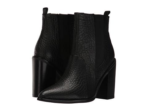 Sol Sana Lori Boot - Black Elephant Leather
