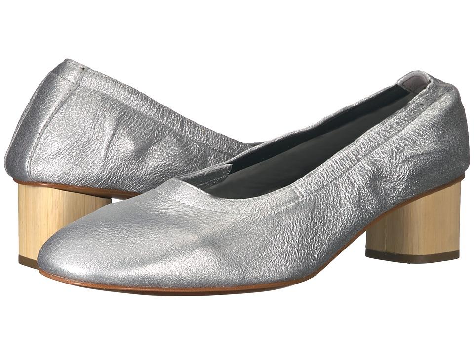 Robert Clergerie Pixie (Silver Aluminum) Women
